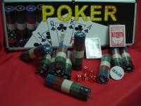 Poker 500 Fichas Maleta