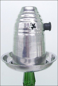 Abafador de Aluminio