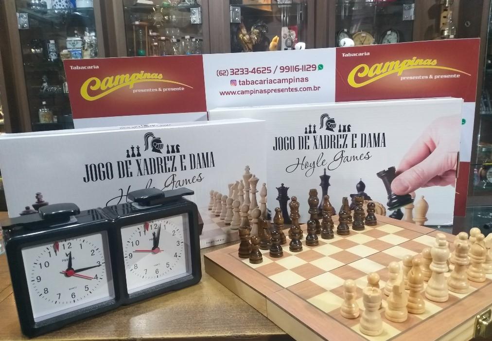 Jogos de Xadrez em Madeira