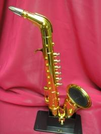 MIniatura de Saxofone