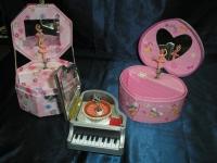 Caixa de Musica Porta Joais