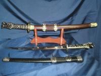 Espadas Catana