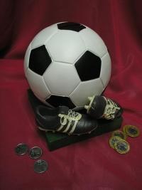 Cofre Bola Futebol